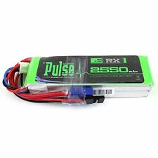 PULSE 7.4V 2550mAh 2S Lipo Battery ( Receiver Battery ) ULTRA POWER SERIES