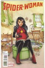 Spider-woman #1 Siya Oum Variant Edition NM (2015) Marvel Comics