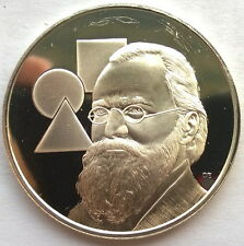 United Nations 1976 Bezalel Academy Silver Medal,Proof