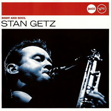 Stan Getz Body And Soul (The Look Of Love) Alfie) 2006 Universal Jazzclub CD