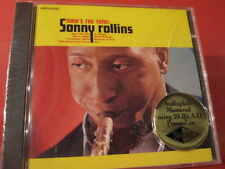 "LSPCD-2927 SONNY ROLLINS ""NOW´S THE TIME""(CLASSIC RECORD GOLD-CD/FACTORY SEALED)"