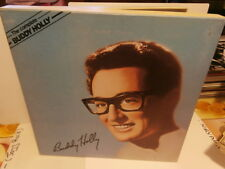 "buddy holly""complete"" 6 x lp12""or.import barclay=uk +livret + insert + poster"
