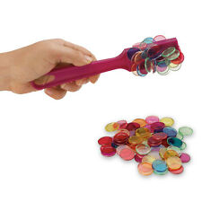 Magnetic wand + chips sensory tool occupational therapy autism adhd