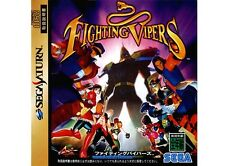 ## SEGA SATURN - Fighting Vipers (JAP / JP) - TOP ##