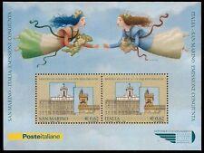 """San Marino - 2006 - Mostra """"Le due Repubbliche"""" - Congiunta con Italia - MNH"""