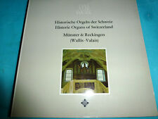 Historic Organs of Switzerland Hildenbrand Das Alte NM