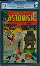 Tales to Astonish 48 CGC 7.5 Silver Age Key Marvel Early Ant-Man L@@K