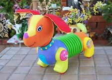Tiny Love Follow Me Fred Dog Puppy Infant Crawling Toy