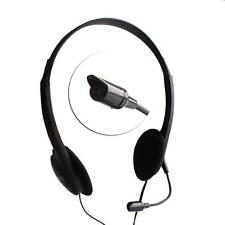 Portable Headphones MP3 Stereo Over Ear Earphones DJ with Mic EB