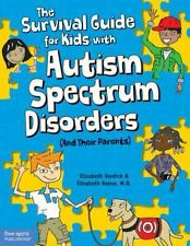 The Survival Guide for Kids with Autism Spectrum Disorders (And Their -ExLibrary