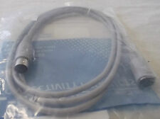 L-COM DK225MF-6 EXTENSION CABLE,DIN 5,MALE/FEMALE SHIELDED,6FT,5 PIN