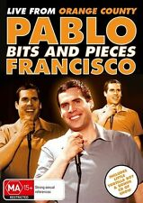 Pablo Francisco - Bits And Pieces (DVD, 2010) New  Region 4