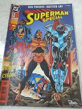 Superman Special 5 DC-cómic/el proceso: tercer acto Underworld
