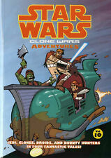 Star Wars - Clone Wars Adventures: v. 10 by Ethen Beavers, Fillbach Brothers,...