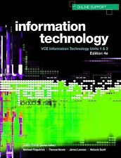 VCE Information Technology Units 1 and 2 by James Lawson, Therese Keane,...