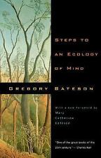 Steps to an Ecology of Mind : Collected Essays in Anthropology, Psychiatry,...