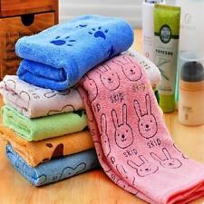 XD#3 Large Superior Dog Pet Dry Hair Towel Personalised -Colour Choice Ideal Gif