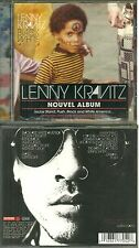 CD - LENNY KRAVITZ : BLACK AND WHITE AMERICA / COMME NEUF - LIKE NEW