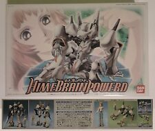 BANDAI HIME BRAIN POWERD Model Kit. Series BP-1