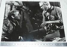 PHOTO CINEMA PARAMOUNT 1963 L'ENFER EST POUR LES HEROS STEVE MAC QUEEN SIEGEL