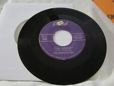Tom Dooley / Ruby Rd • Artist: The Kingston Trio 45RPM