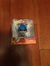 Sonic The Hedgehog Metal Sonic Mini Morphed Figure Brand New Rare