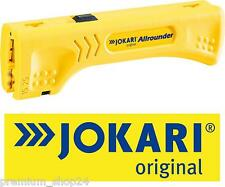 JOKARI Abisolierer Allrounder Lol 30900 per Cavo Entmanteler Spogliarellista