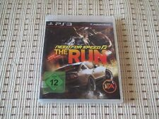 Need For Speed The Run für Playstation 3 PS3 PS 3 *OVP*