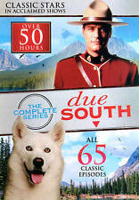 Due South ~ The Complete Series ~ 8 disc DVD Set ~ Paul Gross, David Marciano