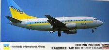 Hasegawa Boeing 737-500 Hokkaido International Airlines (AIR DO) kit