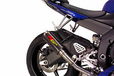 2006-2016 R6 MGP Carbon Fiber Exhaust Slip On Hotbodies 2011 2012 2013 2014 2015