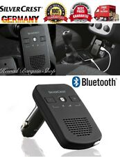 Silver Crest Bluetooth Hands-Free Kit