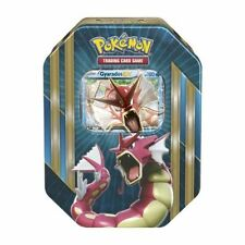 Pokemon Gyarados EX Spring EX Tin 2016 Booster Box Pack NEW Factory Sealed