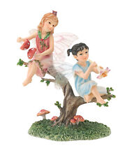 True Friends Always  Fairy Figurine Faerie Glen Collection LAST ONE RETIRED
