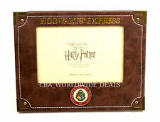 NEW Universal Studios Wizarding World of Harry Potter 4 x 6 Leather Photo Frame