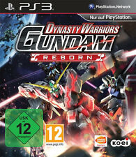 Sony PS3 Playstation 3 Spiel ***** Dynasty Warriors: Gundam Reborn ******NEU*NEW