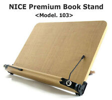 #103 NICE Premium Portable Bookholder Book Stand Document Notebook Holder Gift