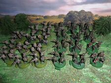 1/72 20mm 25mm USA American Infantry PAINTED Tide of Iron Board Game FULL SET