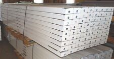 Pallet of 72 Fluorescent Light Fixtures 8 Foot Long Single Pin Type