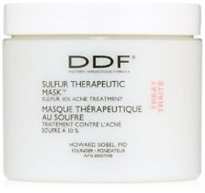 DDF Sulfur Therapeutic Mask Acne Treatment 4oz NEW AND SEALED Free Shipping