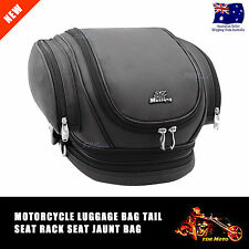 Motorcycle Tank Bag Motorbike Waterproof Backpack Bags SADDLE BAGS Universal