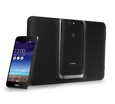 Excellent - ASUS PadFone X - 16GB - Black AT&T GSM Smartphone + Tablet