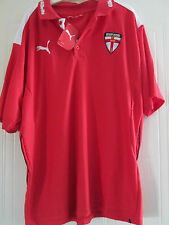 England World Cup Puma BNWT Rugby League T-Shirt adult Large (40000)
