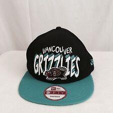 New Vancouver Grizzlies 3-D NBA Hardwood Classics New ERA Cap Hat