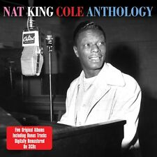 Nat King Cole - Anthology - Five Original Albums (3CD 2010) NEW/SEALED