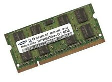2gb di RAM ddr2 memoria RAM 800 MHz Samsung N series NETBOOK n150 PLUS pc2-6400s