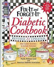 Fix-It and Forget-It Diabetic Cookbook Revised & Updated 550 Slow Cooker Recipes