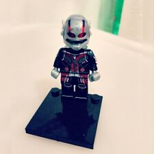 Ant-Man Minifigures Marvel Super Heroes Diy Deadpool Thor Hulk Toys Custom Lego