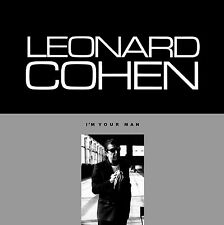 LEONARD COHEN - I'M YOUR MAN   VINYL LP NEU