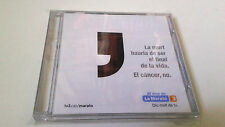 "CD ""EL DISC DE LA MARATO TV3"" CD 18 TRACKS 2012 ALEJANDRO SANZ LOQUILLO"